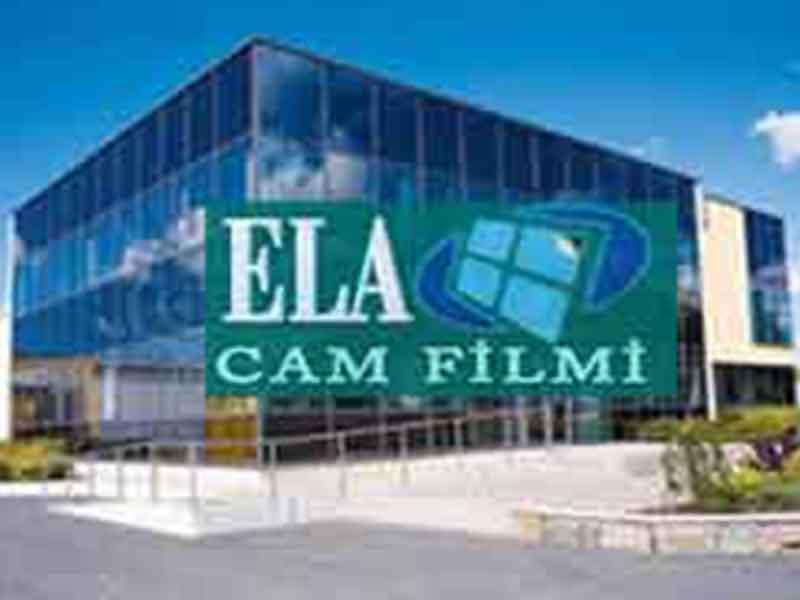 Güvenlik Filmi: ELA Cam Filmleri-Cam Filmi
